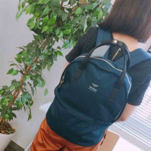 Anello – Polyester Canvas Multifunction 2 Layers Backpack liputantimes.com.jpeg