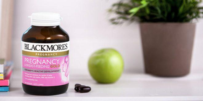 Blackmores Pregnancy & Breast Feeding Gold Suplemen liputantimes.com