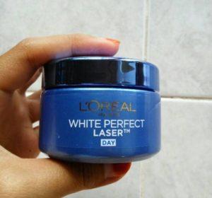 L'Oreal Paris – White Perfect Laser Day Cream SPF liputantimes.com.jpeg