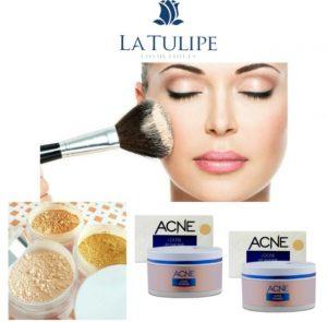 La Tulipe – Acne Loose Powder liputantimes.com.jpeg
