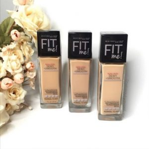 Maybelline – Fit Me! Dewy + Smooth liputantimes.com