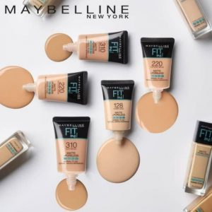 Maybelline – Fit Me Matte Poreless Foundation liputantimes.com.jpeg