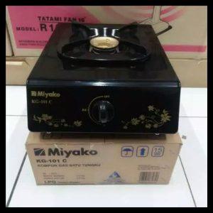 Miyako – Portable Gas Stove Kg 101 C liputantimes.com