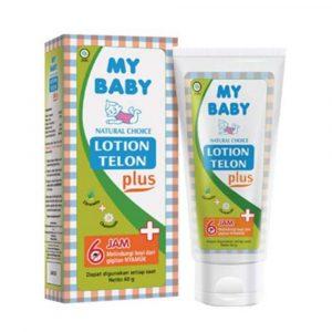 merk body lotion untuk bayi yang bagus dan aman