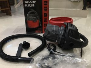 Sharp – Dry Vacuum Cleaner liputantimes.com