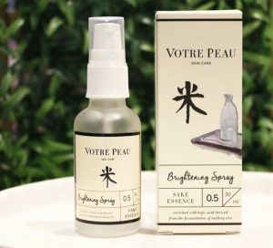 Votre Peau – Brightening Spray Sake Essence liputantimes.com.jpeg