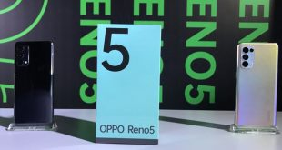 depan OPPO Reno 5 liputantimes