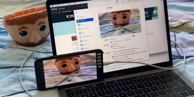 Smartphone jadi webcam liputantimes.com.jpeg