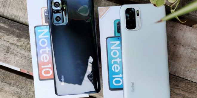 Xiaomi Redmi Note 10 Box liputantimes.com